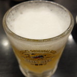 30606235 - お約束の生ビール 2014/9/11