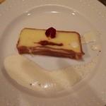 Dining Bar GAAM - 今日の前菜は生ハムとポテトのテリーヌ(シェフにお任せの裏メニュー)