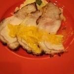 Dining Bar GAAM - オレンジソースが絶品★気まぐれシェフのポークグリル(裏メニュー)