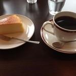 カフェハンズ - チーズケーキとブレンド