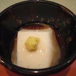 武蔵野 - 胡麻豆腐。