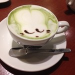 Yumekicchin - お抹茶ラテ