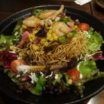 30611023 - 皿うどんサラダ