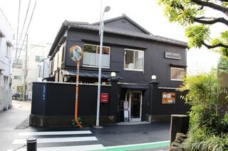 HAGI CAFE  - 萩荘、なんですね。