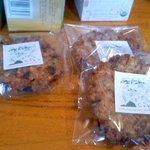 てんねん工房cobo - 料理写真:オートミールクッキー240円