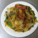 宇李 - プルコギ(肉野菜)