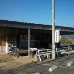 高柳食堂 - ケーブルカー乗り場の駐車場と同じ敷地内にあります。