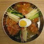 宇李 - 水冷麺・ビビン冷麺