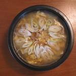 宇李 - プゴク(たらスープ)