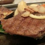 グリル小柳 - 鹿児島和牛ヒレステーキ