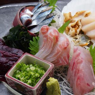 直送鮮魚と旬野菜の居酒屋