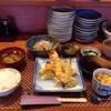 さくら - 料理写真:天麩羅定食