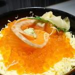 すし王 - 寿司屋の親子丼 ミニ