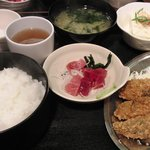 3062383 - カキフライ定食