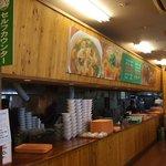 A-Zスーパーセンター フードコート・レストラン - セルフカウンターその1です。