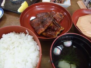 あつた蓬莱軒 神宮店 - 2010年1月 長焼き定食