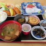 olive - 岡村定食 1000円
