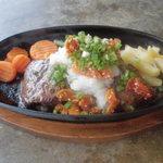 レストランSR50 - 料理写真:牛ステーキ