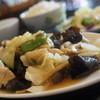 蘭蘭酒家 - 料理写真:キクラゲときのこの炒め物(日替わり