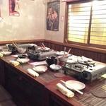 小料理酒家 ばくろう - 宴会10名様程度仕様:1