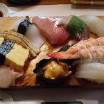 香り鮓 - 料理写真:特上寿司(2,000円)