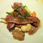 スクレ・サレ - 鴨むね肉ロースト
