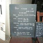 BAR RINNE -