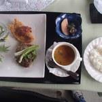 ジェットストリーム - 日替わりランチ(洋食)※ご飯の大盛り・おかわり無料