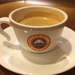 サンマルクカフェ - この後飲みに行く予定だが打合せのためやむなくコーヒー飲みます(^^