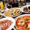 PIZZERIA BACI - 料理写真:ご宴会コースの一例