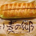 小麦の郷 - コーヒー味のソフトパン