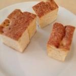 浅草橋ステーキバル - ランチセットのパン
