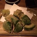 野菜バーる31 - アボカドの天ぷら