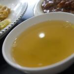 図書苑 - 2杯分スープw