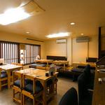 Kitchen 味人 - テーブル4名席×2