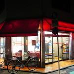 コシジ洋菓子店本店 - 外観