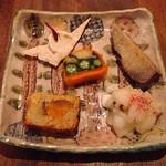 30636634 - かりゆし前菜プレート(700円)