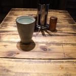 ラーメンヨシベー - テーブル