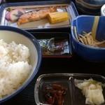 鶴カントリー倶楽部レストラン - 和朝食1080円