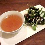 30637509 - サラダ&スープ!