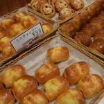 パン・アイス・惣菜 できたて館 -