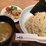 一風堂 - 新メニュー(^^)つけ麺(u_u)