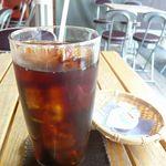 雅 - アイスコーヒー(\450)