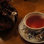 西洋茶館 - ハーブティ594円