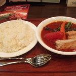 木多郎 - ポーク 950円 ライス大盛り+100円