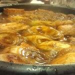 かど家 - 軍鶏鍋