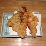 天ぷら新宿つな八 - 昼定食
