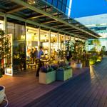 レストラン パッショーネ - 貸切時には空中庭園の利用も可能!夏はビアテラスに!