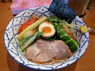 麺恋処 いそじ - 冷し中華2014・中盛(930円)