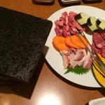 Hiroumi - 溶岩焼き